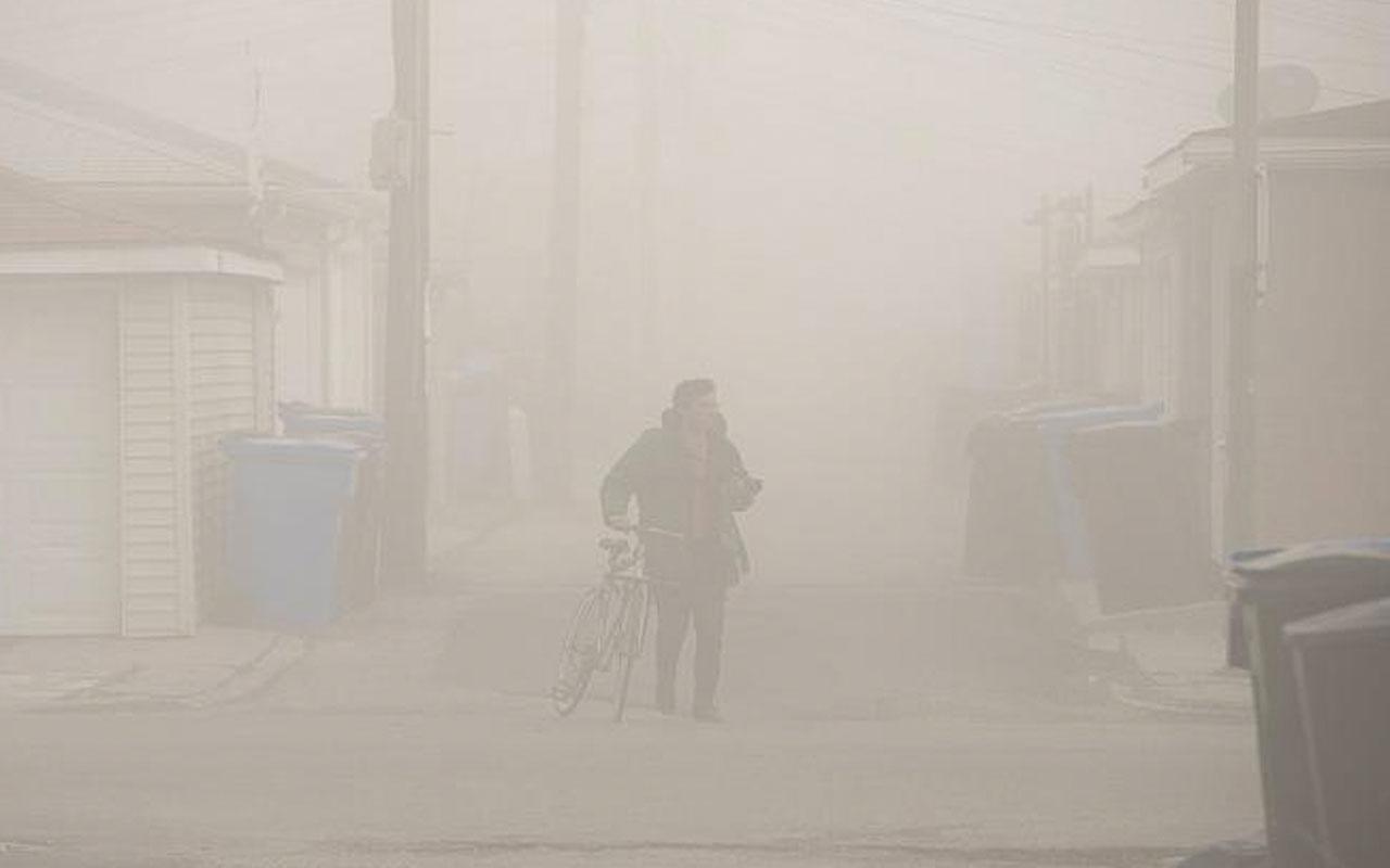 Korkutucu! Hava kirliliğine neden olan parçacıklarda koronavirüs tespit edildi!