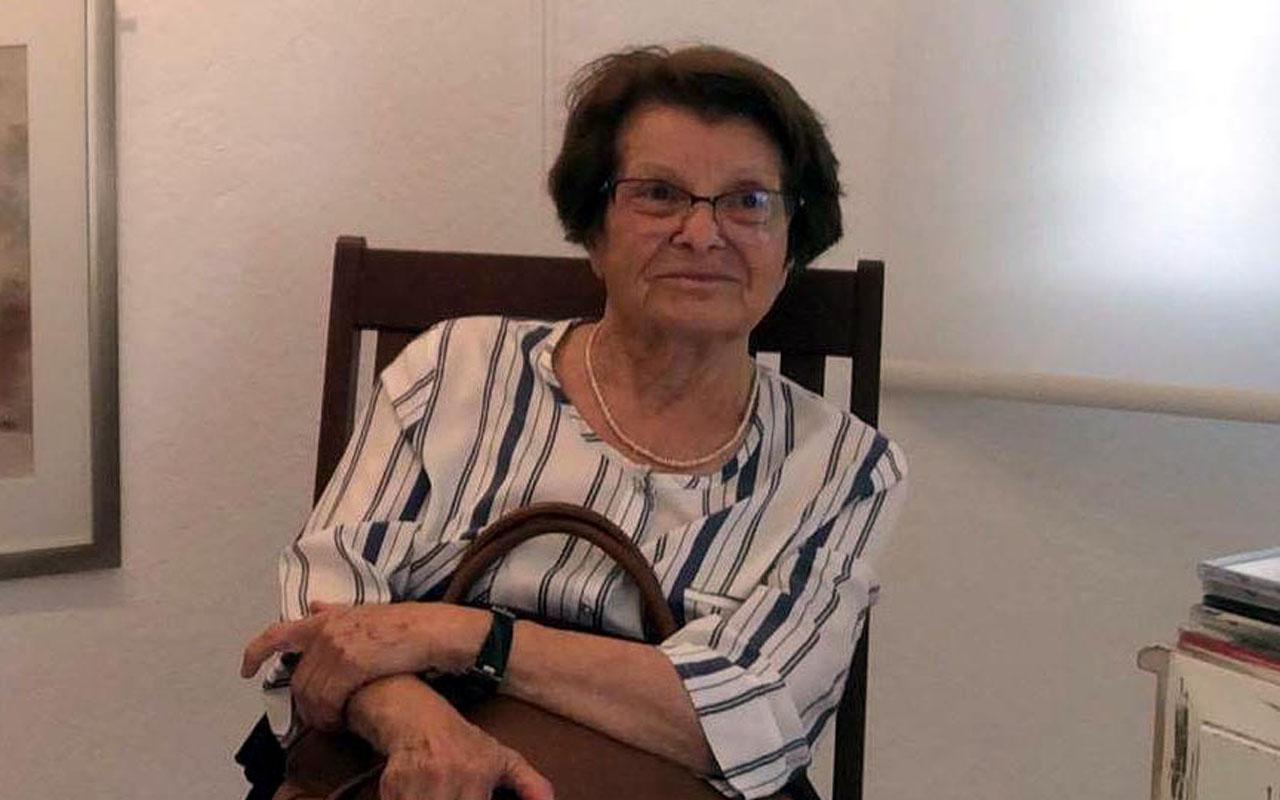 İzmir'in ilk kadın müdürü 93 yaşında hayata gözlerini yumdu
