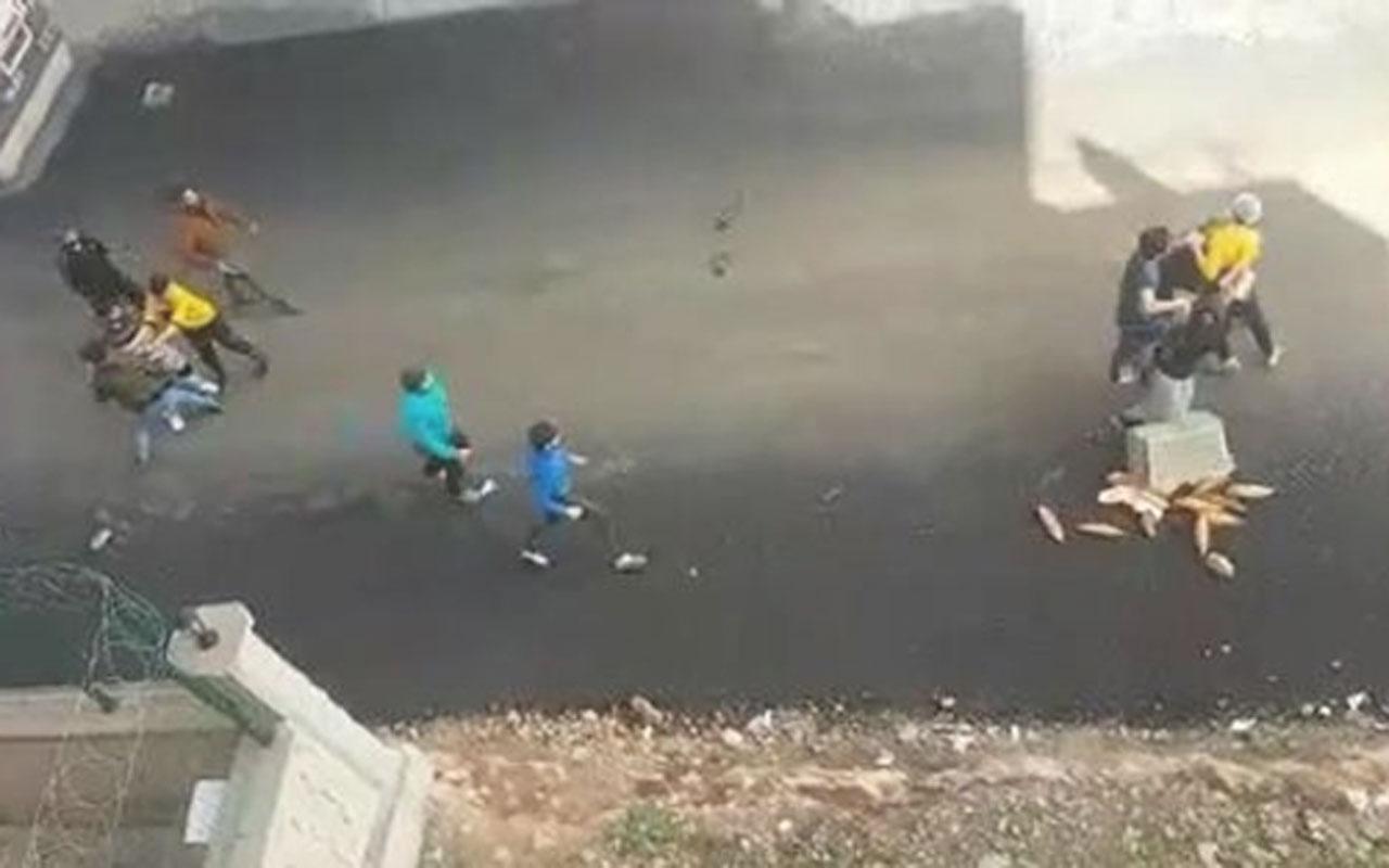 Mardin'de iki fırıncıya meydan dayağı