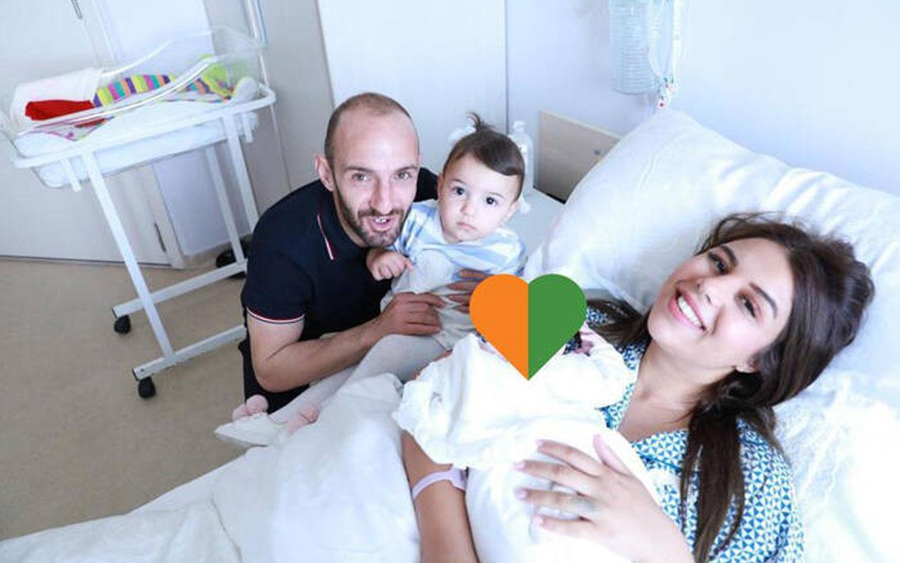 Efecan Karaca, ikinci kez baba oldu