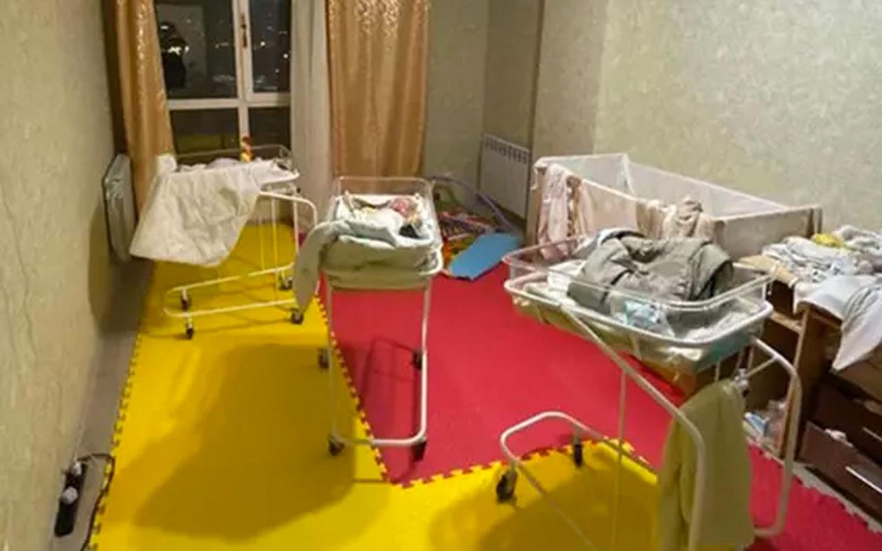 Canlı bebek ticareti! 50 bin dolara zengin Çinliler'e bebek satan çete çökertildi