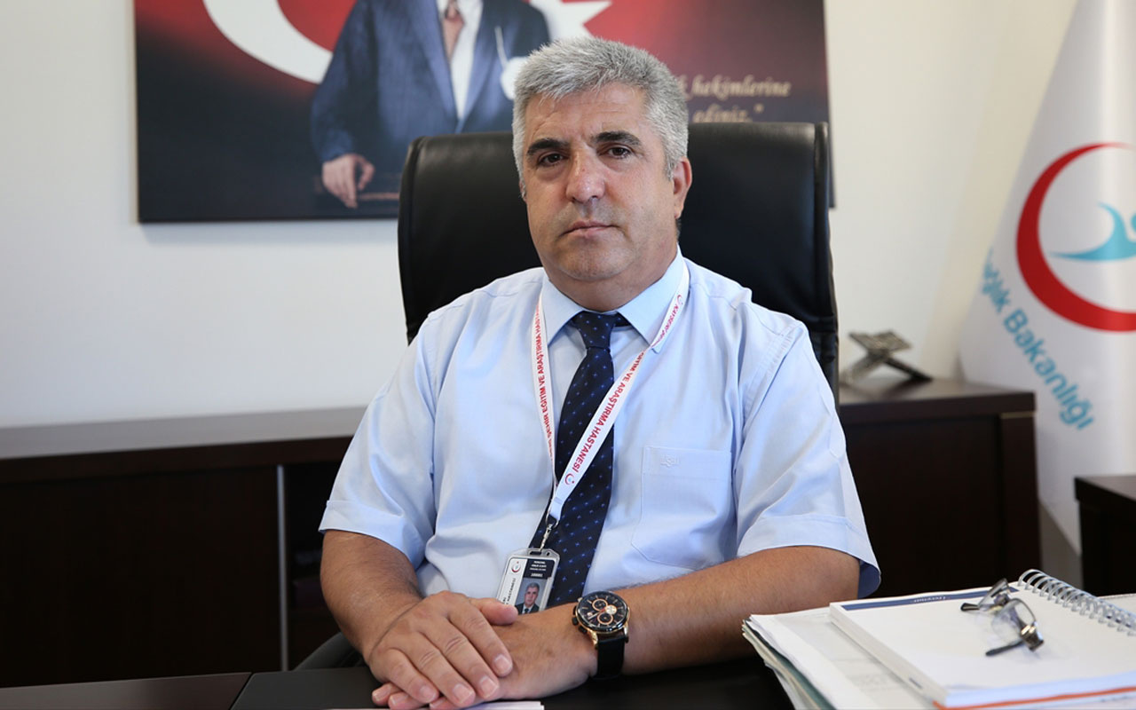 Bilim Kurulu Üyesi Prof. Dr. İlhami Çelik koronada hızlı iyileşme sırrını açıkladı