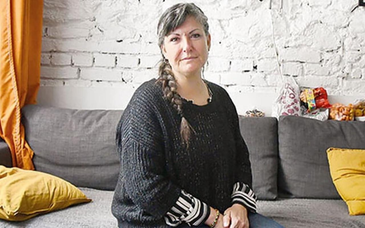 İstanbul'da mahsur kalan İspanyol kadın turist isyan etti! Benim ülkem gelip almadı