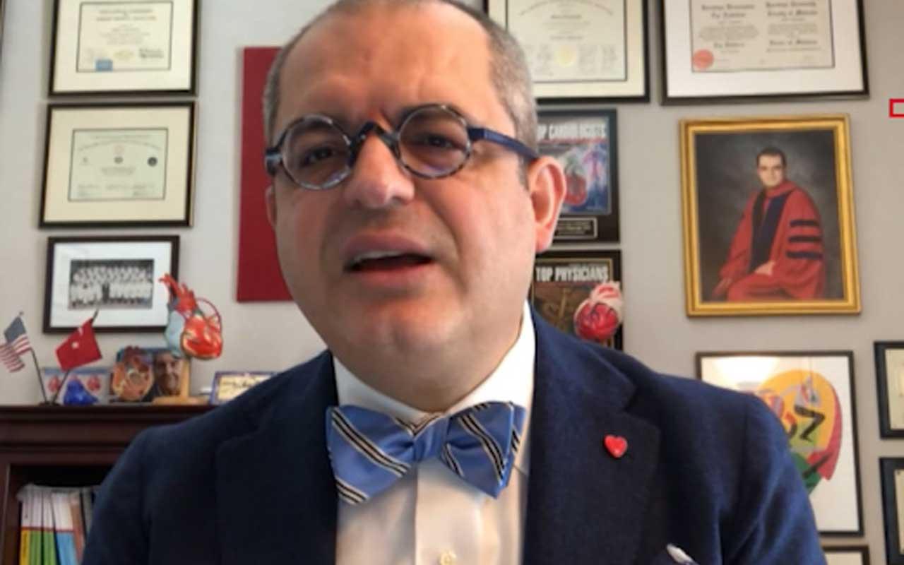 """Dr. Mehmet Çilingiroğlu'ndan koronavirüs açıklaması: """"Aşı eylül ayında"""""""