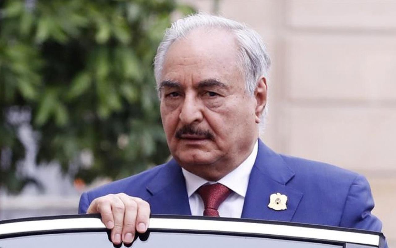 Kendini devlet başkanı ilan etmişti! Rusya'dan Hafter'e tepki: Onaylamıyoruz