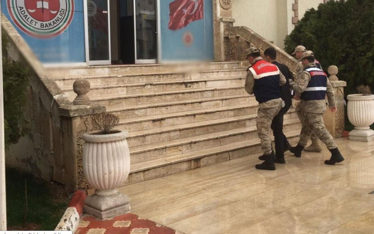 2016'dan beri aranan FETÖ terör örgütü üyesi yakalandı