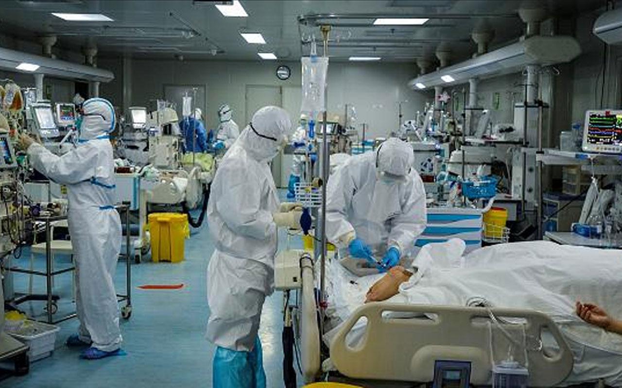 Huzurevine kontrole giden doktor 54 yaşlıya koronavirüs bulaştırdı