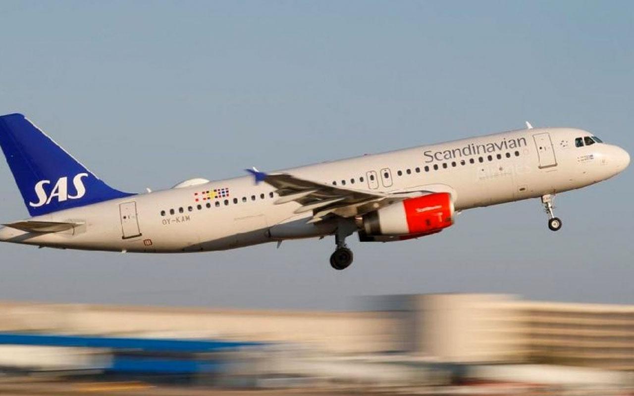 İskandinav Hava Yolları koronavirüs salgını sonrası 5 bin kişiyi işten çıkaracak