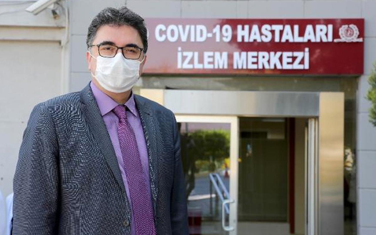 İstanbul Tıp Fakültesi'nde Covid-19 Hastaları İzlem Merkezi açıldı dünyada bir ilk!