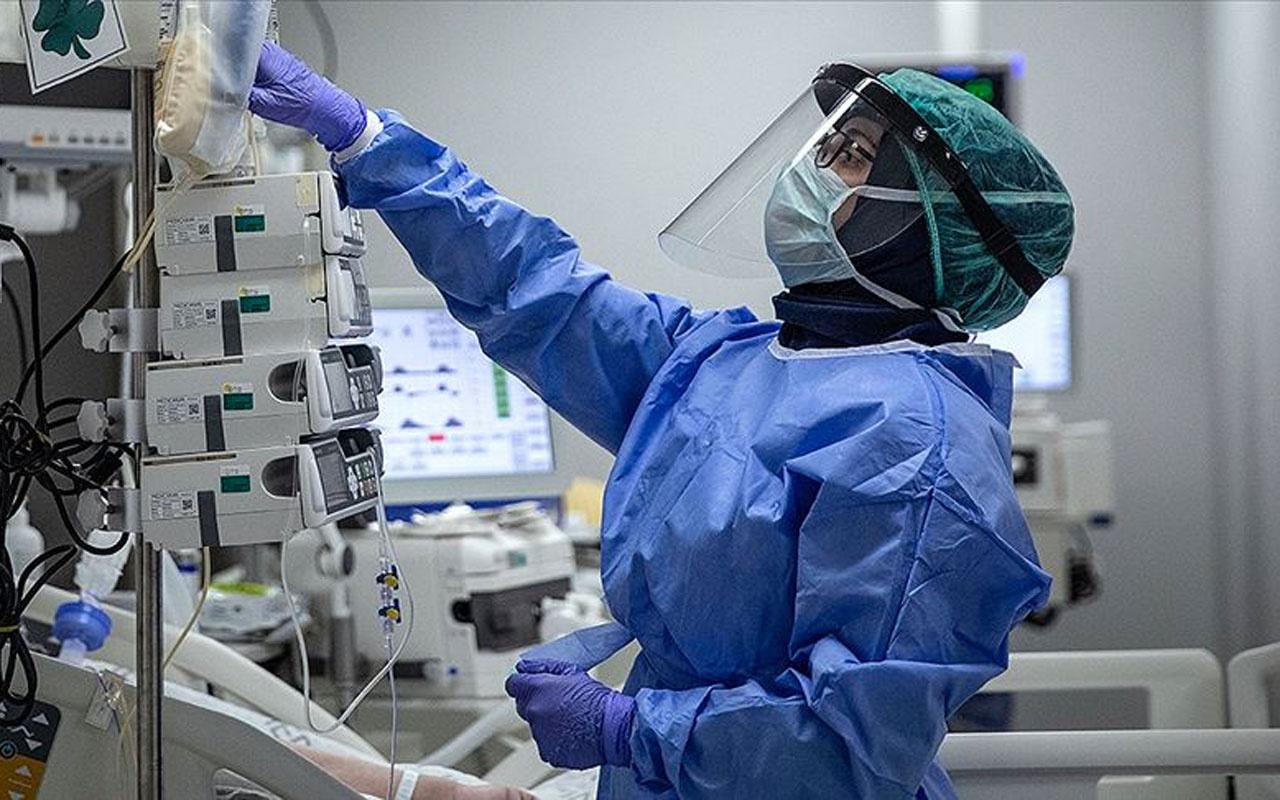 Koronavirüs hastaları neden yüzükoyun yatırılıyor Prof. Levent Yamanel açıkladı