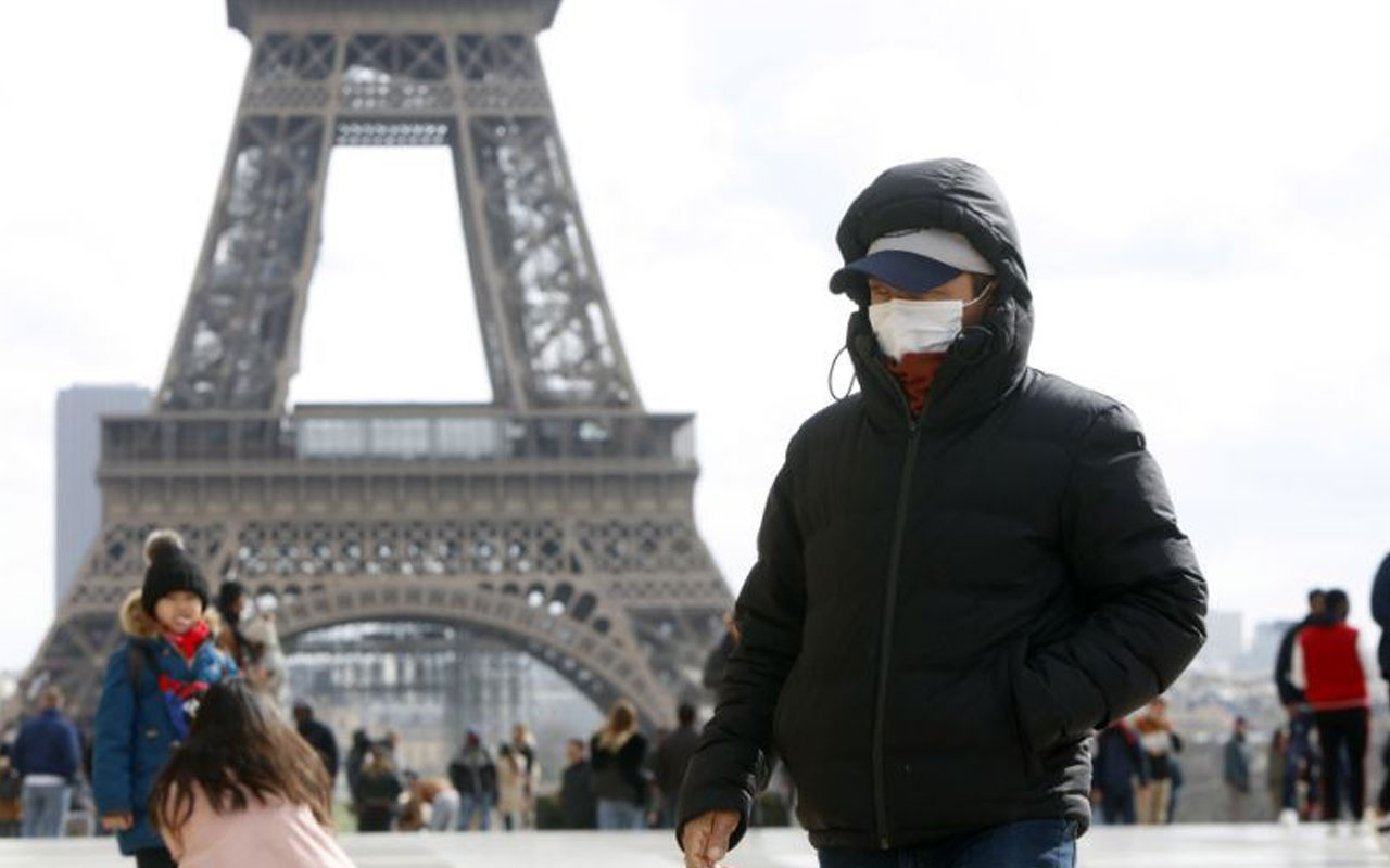 Fransa'da koronavirüsten ölenlerin sayısı 23 bin 660'ya yükseldi