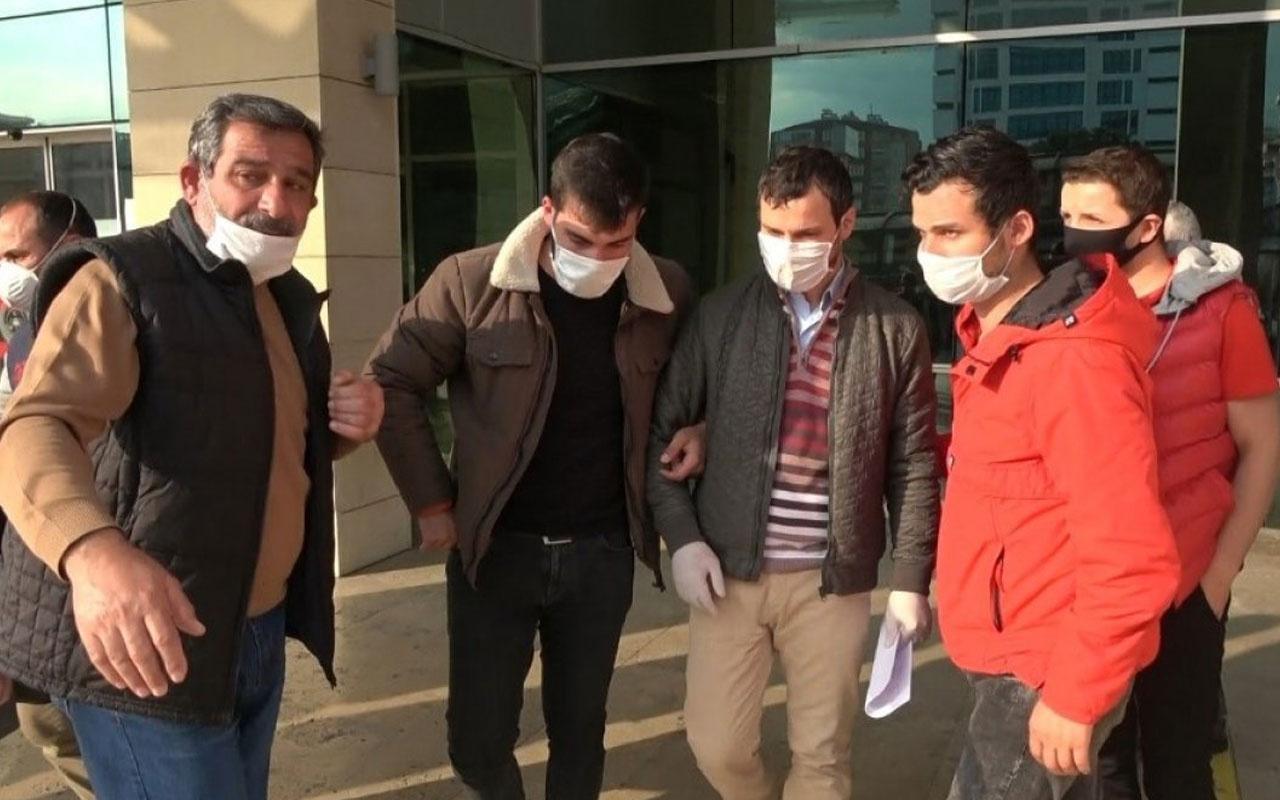 Trabzon'da doktora saldıran şüpheli yeniden serbest bırakıldı