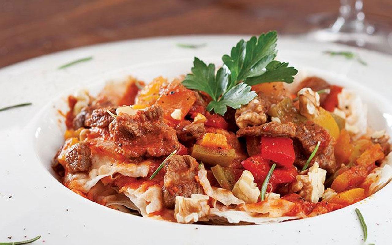 Bayat pidelerden kebap nasıl yapılır iftarlık lezzet!
