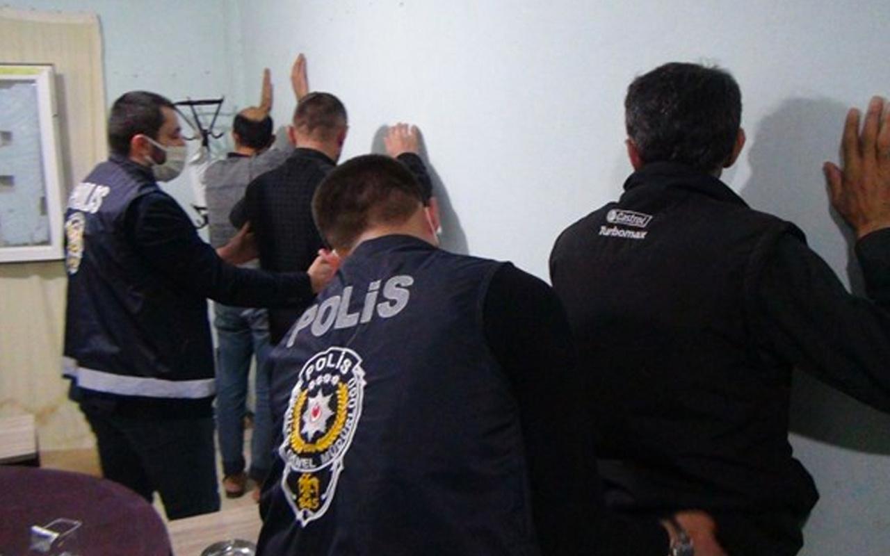 Mardin'de kumar oynayan eşlerini ihbar ettiler: 28 bin 350 lira ceza kesildi