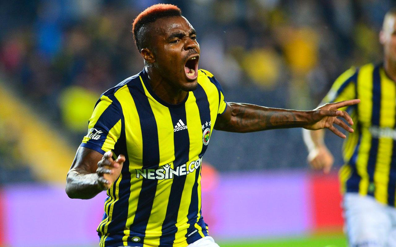 Emenike'nin hayali Fenerbahçe'ye hoca olmak