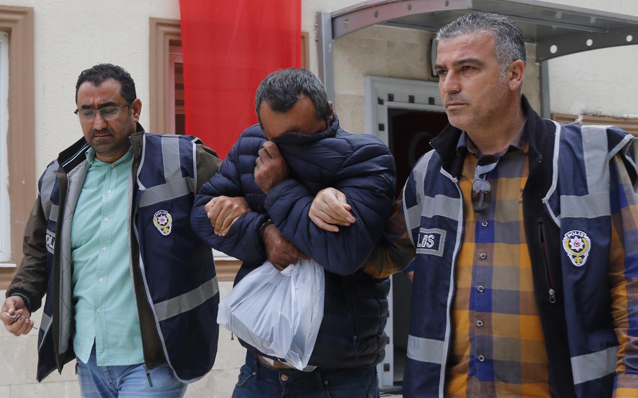Antalya'da ATM hırsızlığını denedi marketten içki çalıp koronavirüsü bahane etti