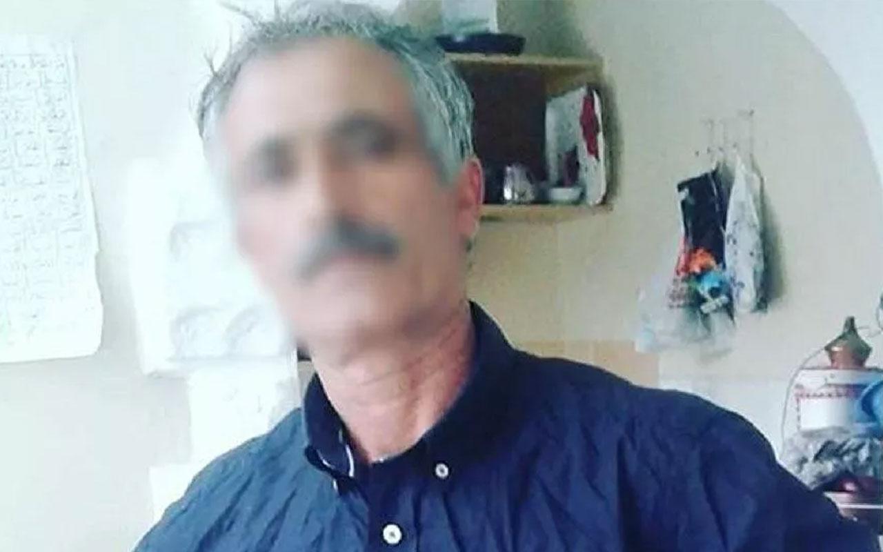 Minik kız çocuğunu istismar eden sıvacı cezaevinde intihar etti