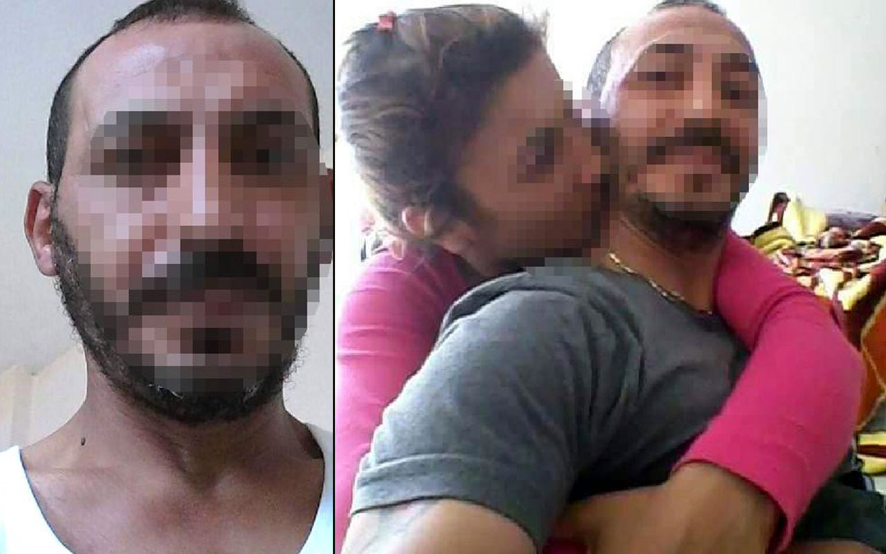 Eşine tornavidayla dehşeti yaşatıp ölümle tehdit eden zanlı yakalandı