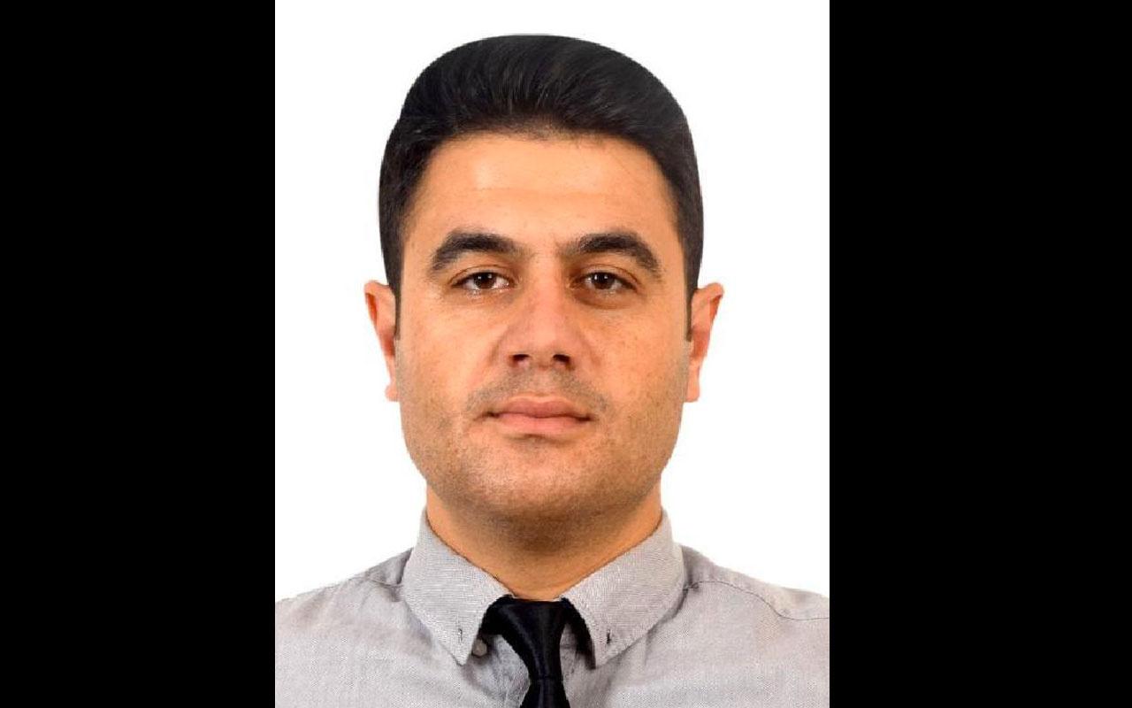 Polis memuru Mehmet Ertoy koronavirüsten hayatını kaybetti