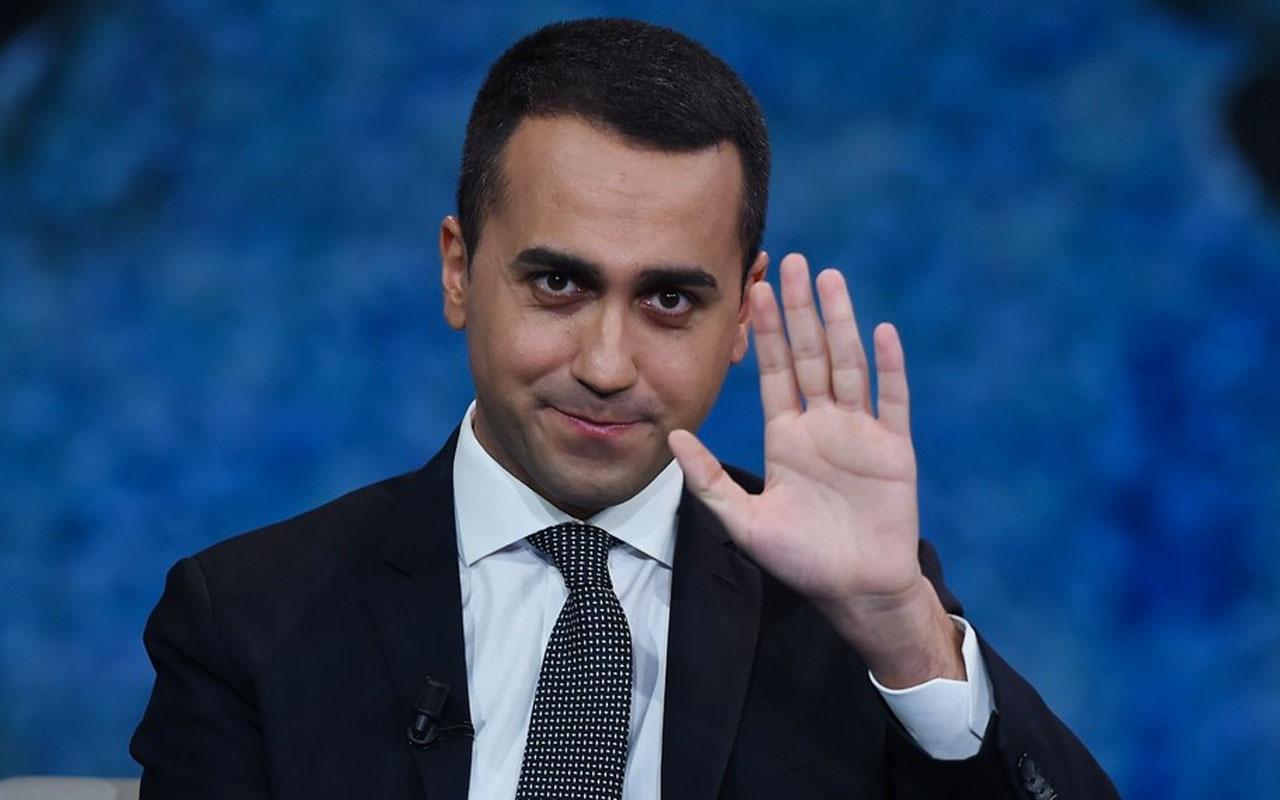 İtalyaDışişleri Bakanı Di Maio: Hafter'in açıklamalarını endişeyle not ettik