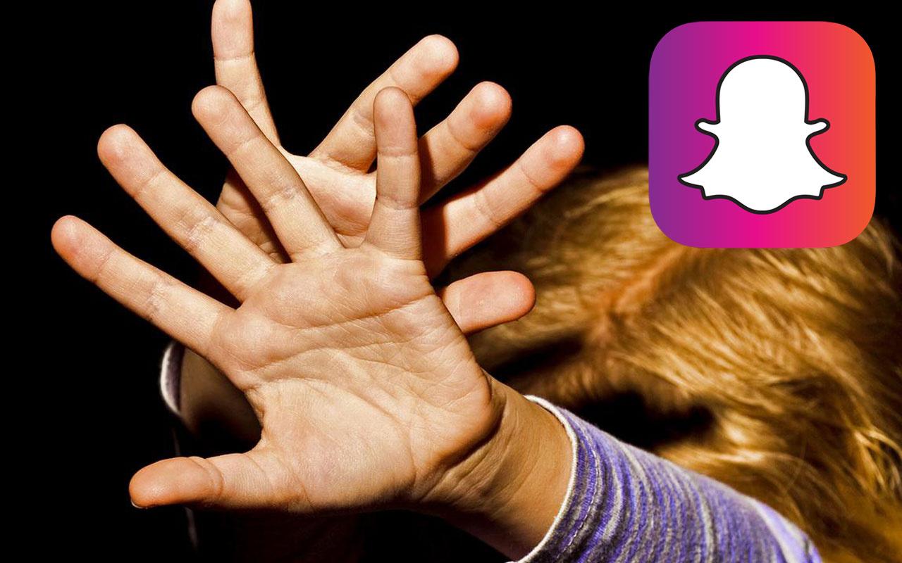 Snapchat'ta tanıştığı genç şantaj yaptı, tecavüz etti ve dolandırdı