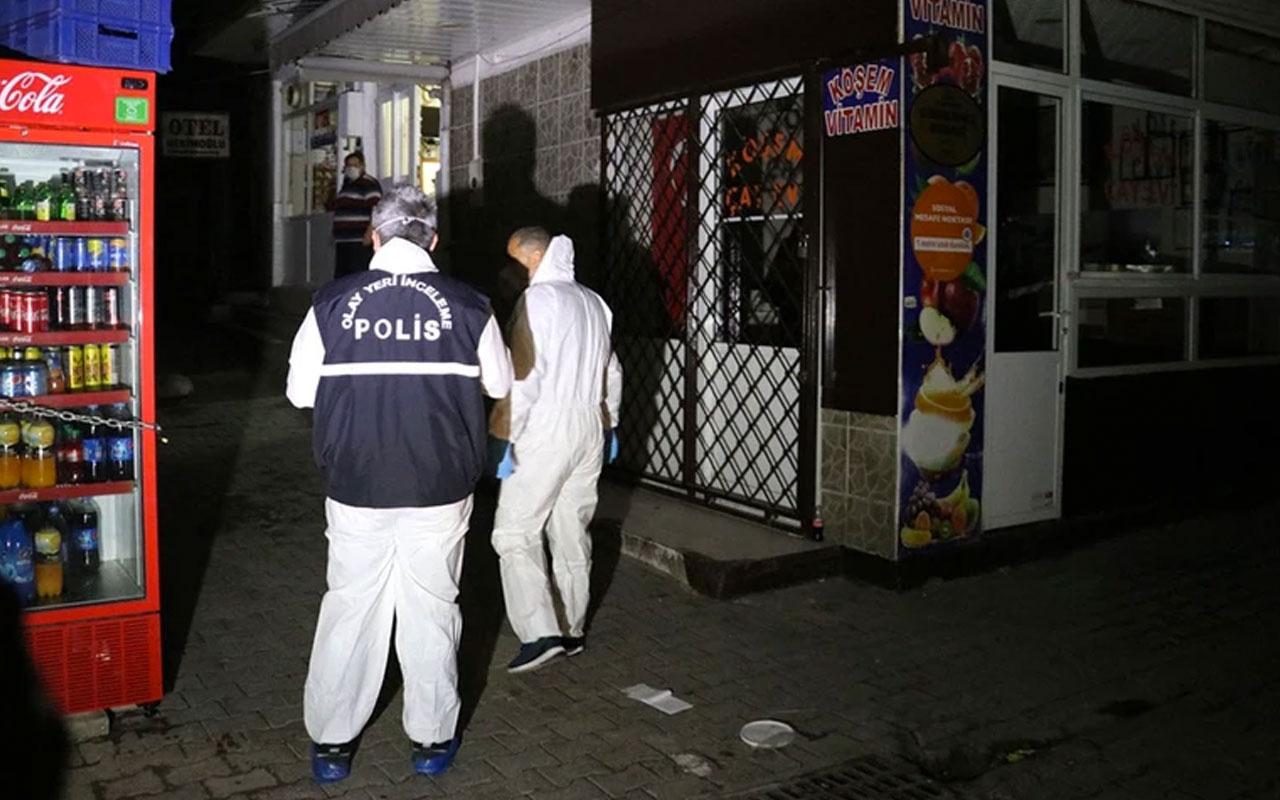 İzmir Konak'ta otel odasında sır ölüm! Cansız bedeni bulundu