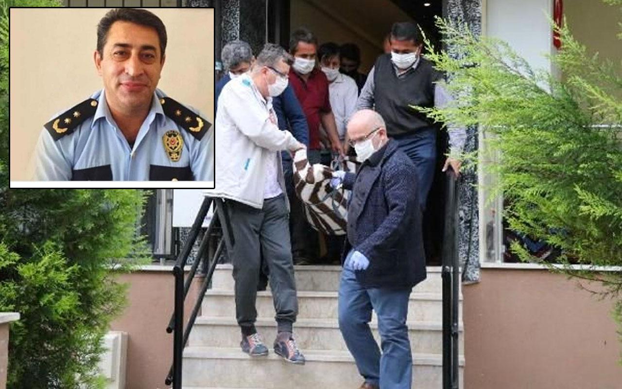 Denizli'de Emniyet Müdürü Ali İhsan Güngör evinde ölü bulundu