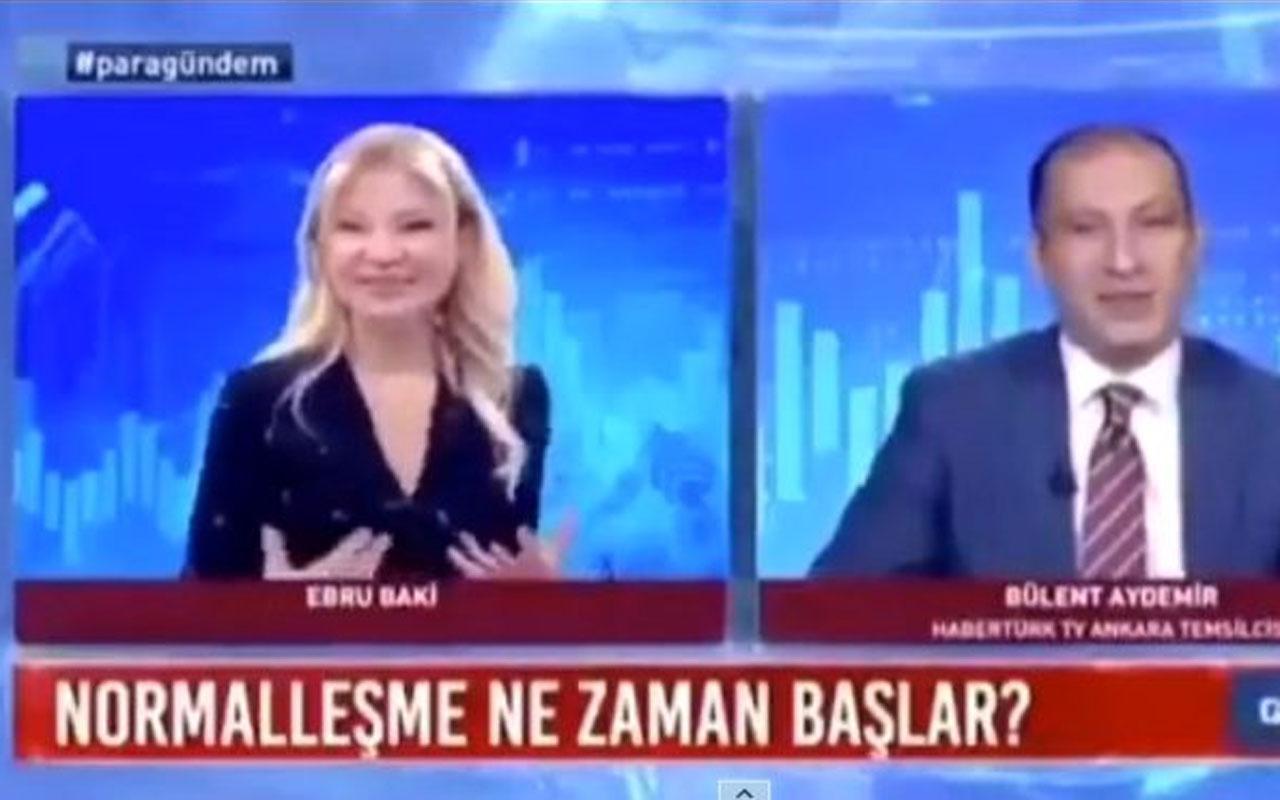 Ebru Baki'nin 'yeni meyveleri gördün mü?' sorusu sosyal medyayı salladı