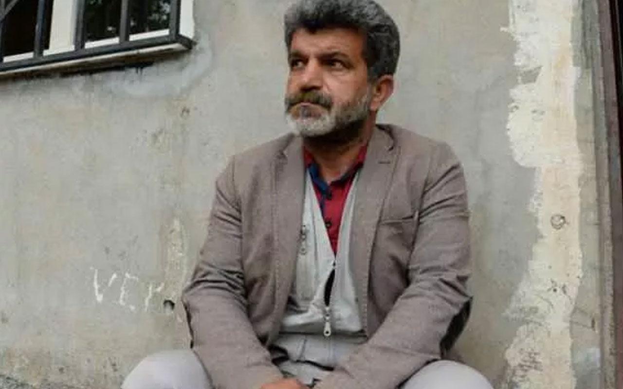 HDP Diyarbakır binası önünde eylem yapan babanın oğluna teslim ol feryadı