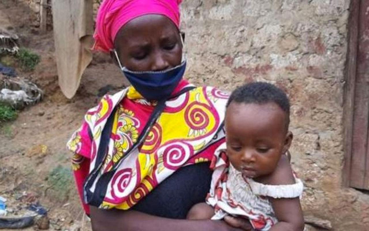 Çocuklarını yemeğin piştiğine inandırmak için taş kaynatan kadına yardım yağdı