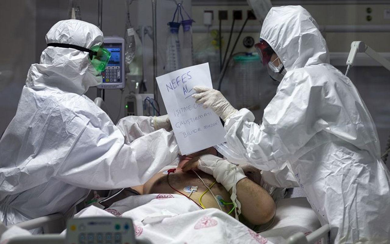 Haseki Hastanesi'nde koronavirüsle mücadelede! 130'dan fazla çalışan korona kaptı