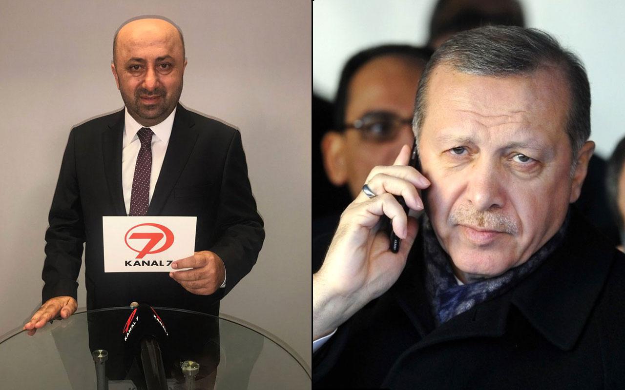 Erdoğan'dan korona nedeniyle vefat eden Ömer Döngeloğlu için taziye telefonu