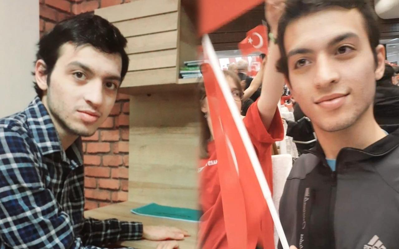 İstanbul'da babasının yanından ayrılan otizmli genç 14 gündür kayıp
