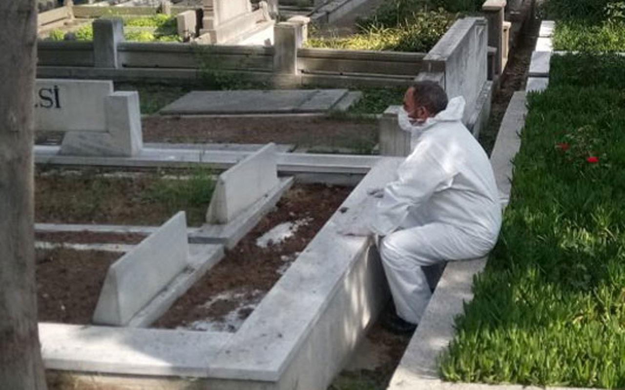 Dursun Ali Erzincanlı'nın fotoğrafı gözleri yaşarttı