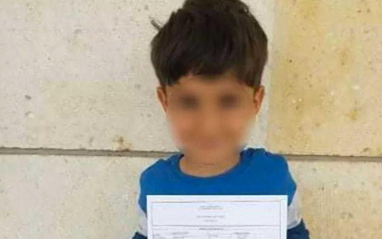 Ürgüp'te evinin önünde oyun oynayan 4 yaşındaki çocuğa 3 bin 150 lira para cezası