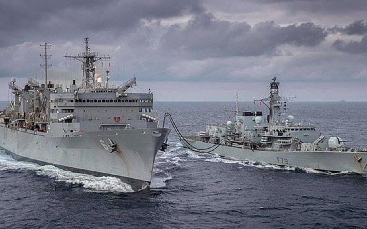 Soğuk Savaş yıllarından bu yana ilk kez ABD'nin 4 savaş gemisi Barents Denizi'nde