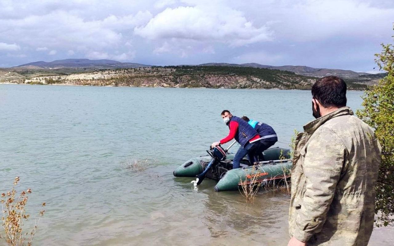 ABD'li adamın Konya'da baraj gölüne bıraktığı balıklar 4 gündür bulunamadı