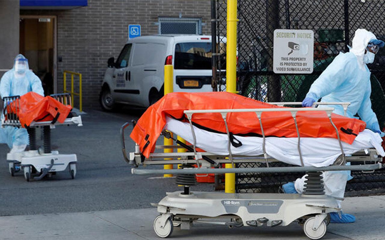 ABD'de Kovid-19 ölümleri 90 bine yaklaştı