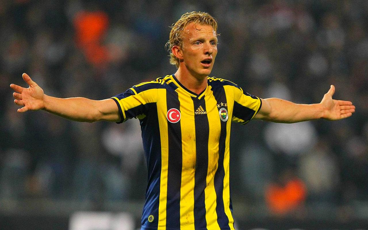 Dirk Kuyt Fenerbahçe'ye dönüş hazırlığında