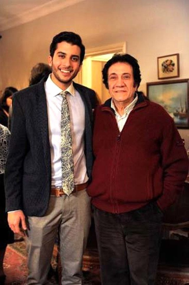 FOX TV Mucize Doktor yıldızı Fırat Altunmeşe'nin babası İzzet Altunmeşe bakın ne paylaştı