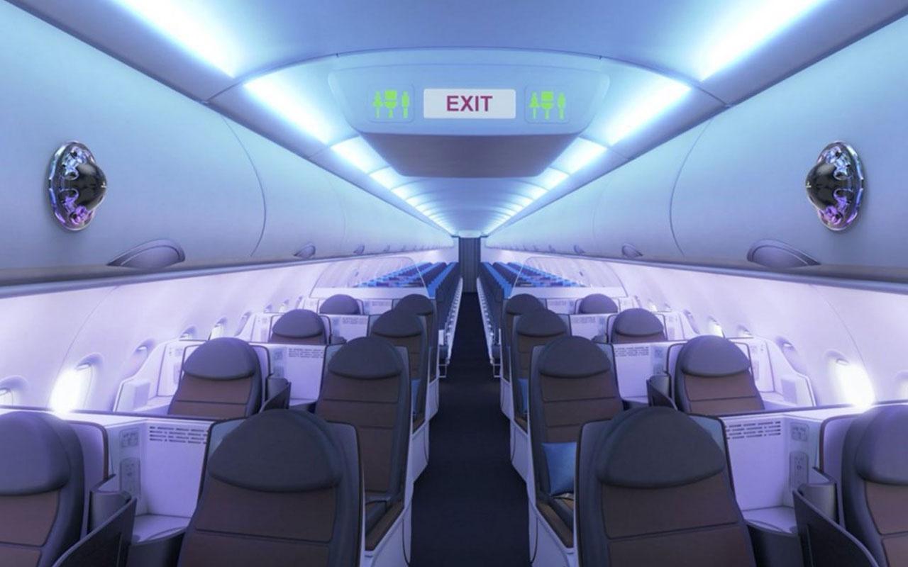 Uçaklar için 'elektronik burun' geliştirilecek! Hastalıkları saptayabiliyor