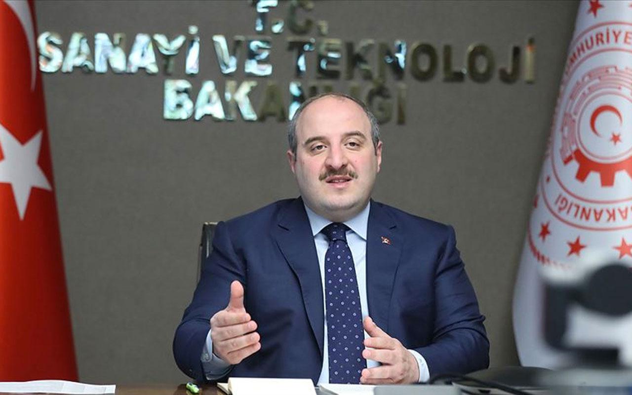 Bakan Mustafa Varank açıkladı 300'ü desteğe hak kazandı