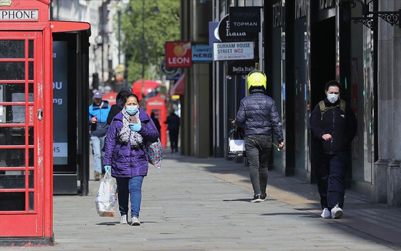 İngiltere'de koronavirüsten ölenlerin sayısı 30 bin 615'e yükseldi