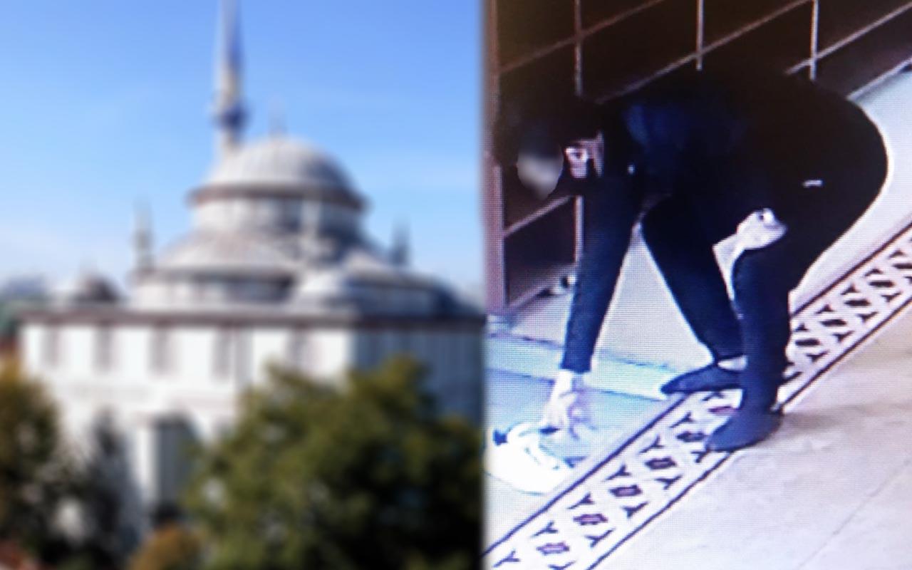 Sakarya'da cami hırsızlarını vücudundaki detay yakalattı