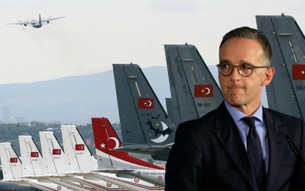Almanya Türkiye'nin tıbbi malzeme yardımını duyurmadı: Gizli gönderin