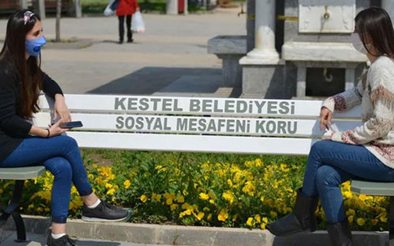 AK Partili belediyeden büyük beğeni toplayan korona önlemi