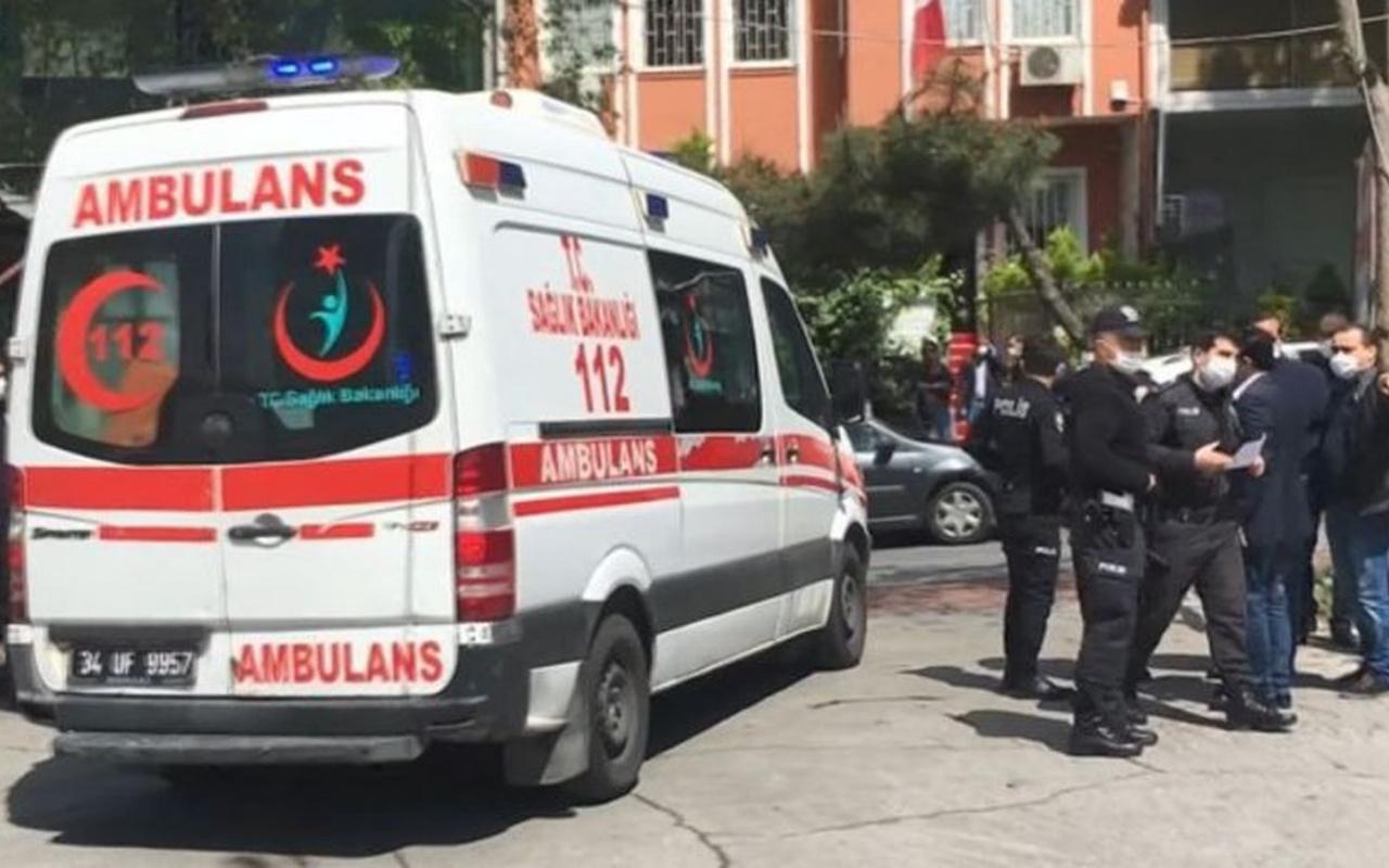 İstanbul'da yardım kolisini beğenmeyen Tunuslu olay çıkardı