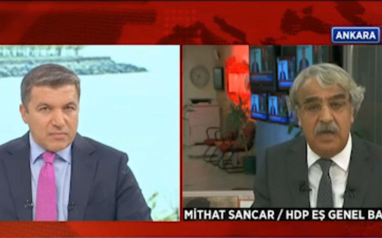 HDP Eş Genel Başkanı Mithar Sancar'dan Ahmet Şık'ın istifasıyla ilgili çarpıcı ifadeler