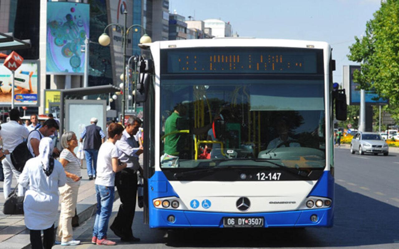 Özel Halk Otobüsleri Odası Başkanı böyle seslendi: Batıyoruz