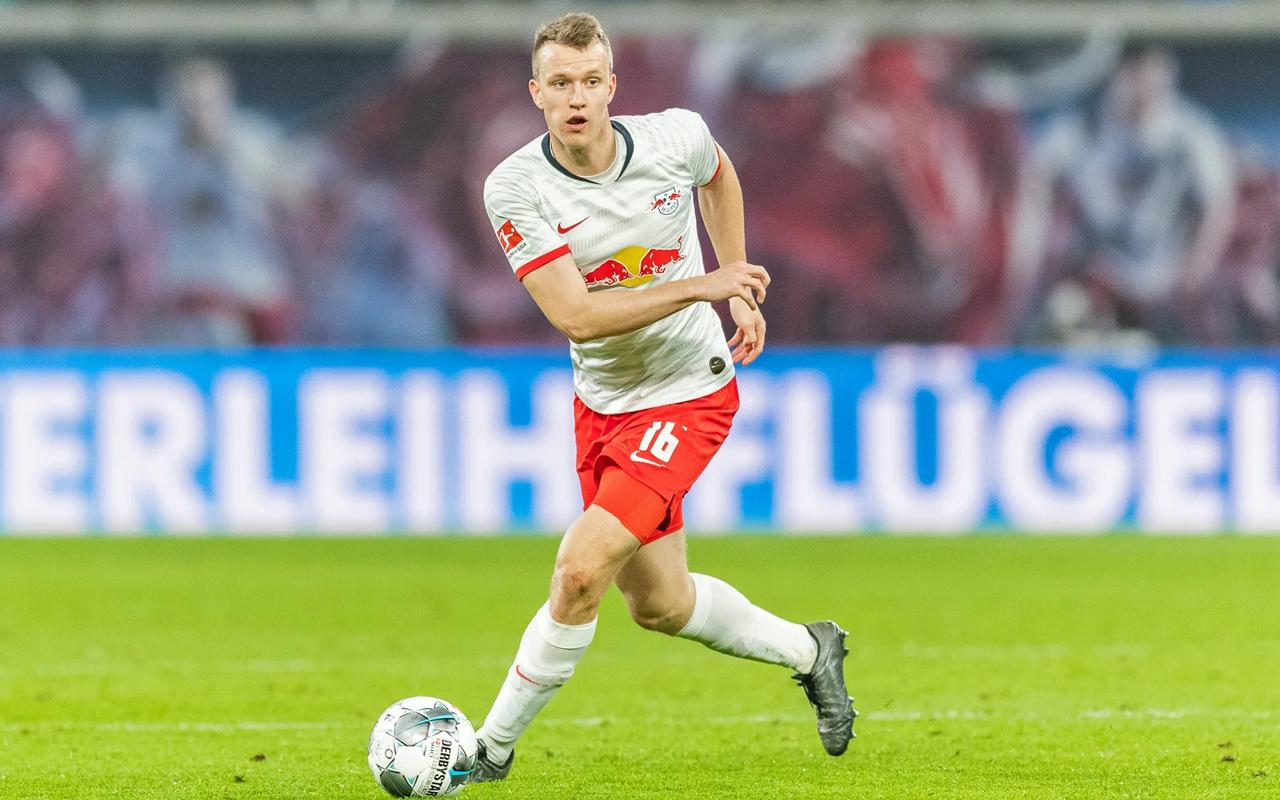 Leipzig Lukas Klostermann'ın sözleşmesini uzattı